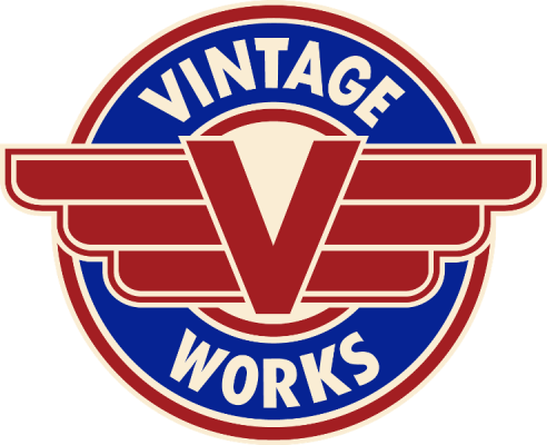 Vintage Works Powder Coating Sandblasting Machining Plasma Cutting Sheet Metal Welding Counts Kustoms Rick's Restorations Green Bay WI